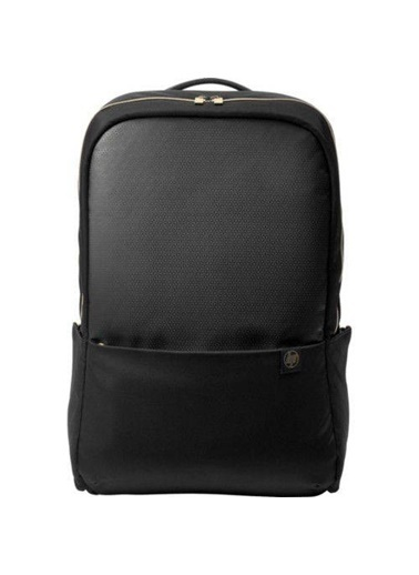 "HP Hp 4Qf96Aa Duotone 15.6"" Notebook Sırt Çantası Siyahp - Gold Renkli"
